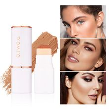 Concealer Stick Full Coverage Contour Face Concealer Stick Long Lasting Moisturizing Foundation Base Hide Blemish Cosmetic o t o air cushion concealer stick full cover contour face makeup lasting foundation base hide blemish pores bronzer cosmetic9986