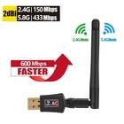 600Mbps Wireless USB...