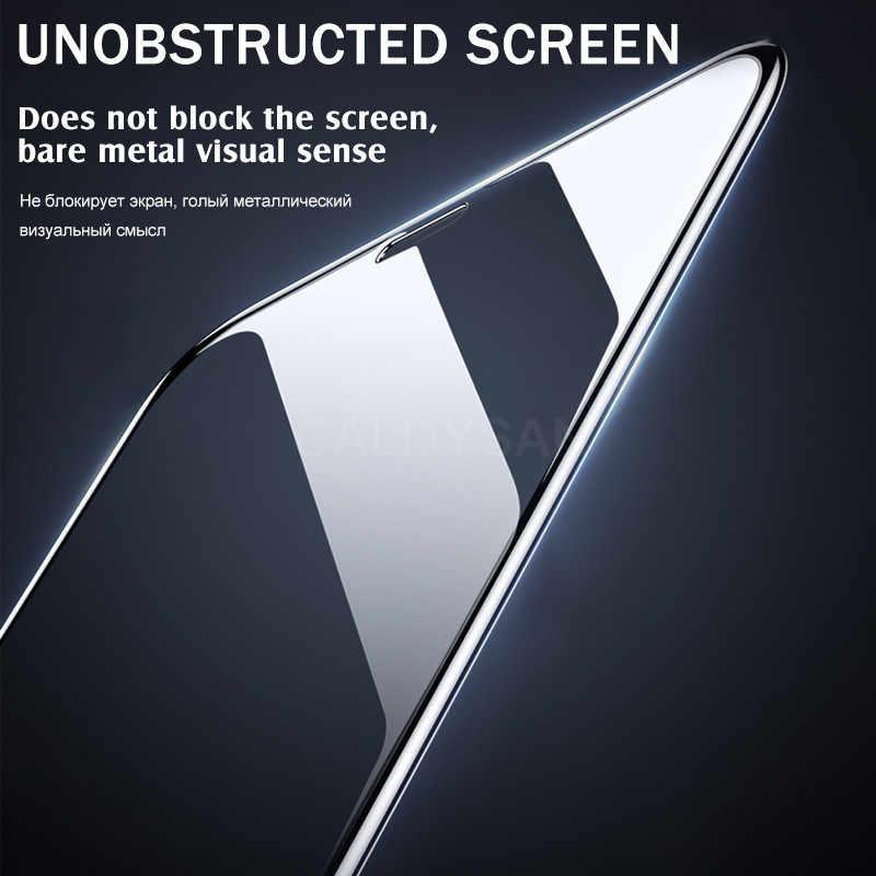 100D изогнутое защитное закаленное стекло для IPhone 11 Pro Max XR XS Max 8 7 6s Plus SE 2020 Защитная пленка для экрана полное покрытие