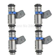 4 X Fuel injector for CITROEN SAXO FIAT BARCHETTA BRAVA MAREA PUNTO STILO PEUGEOT 106 IWP006 75112006 198499 60657179 9627771580