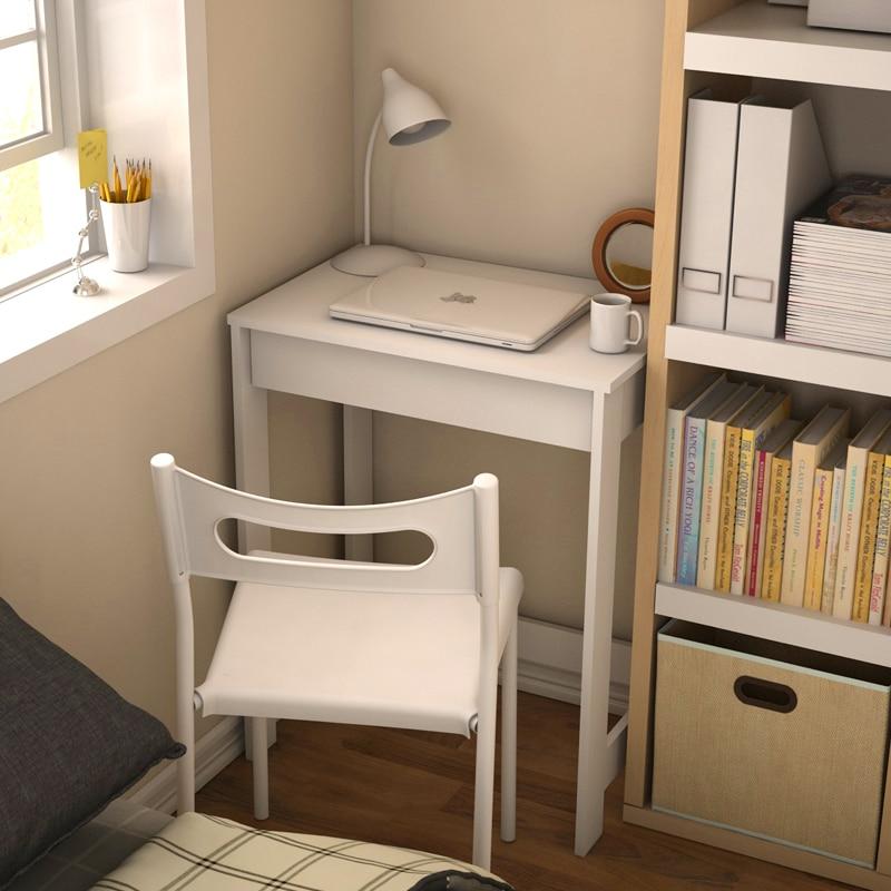 Chaoshan Simple Modern Bedroom Small Desk Small Apartment Computer Desk  Simple Bedside Desk Economical Desk Table