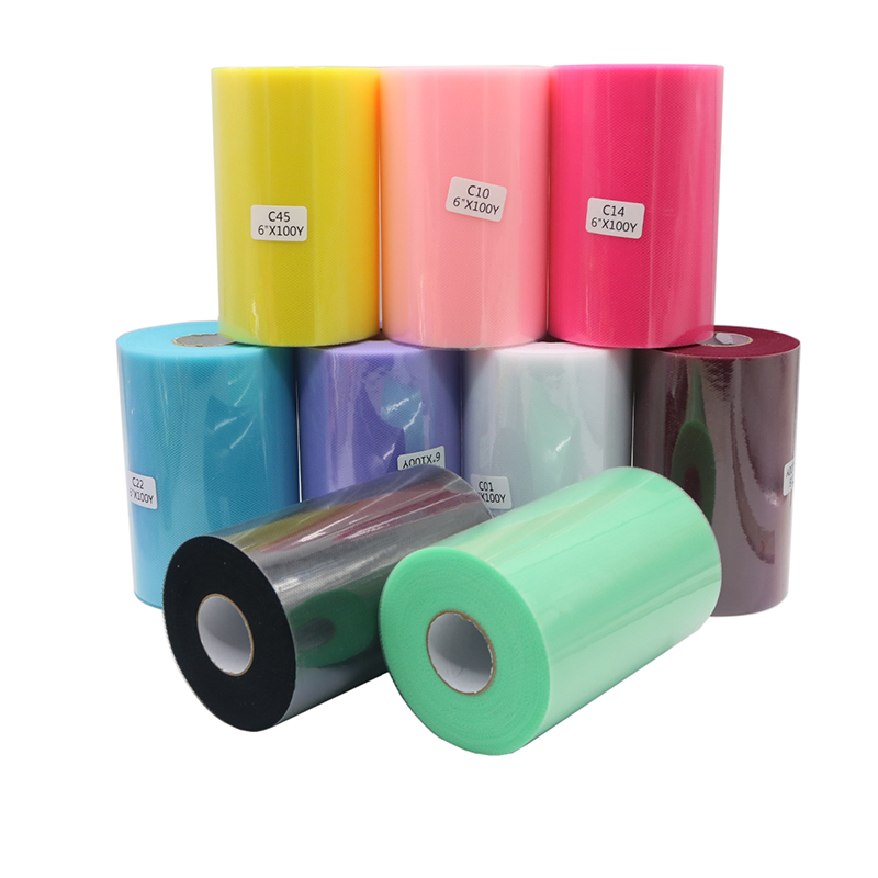 Tulle Roll 100 Yards 15cm Organza Fabric Wedding Decor White TUTU Baby Shower Tulle Decoration Roll Party and Events Engagement