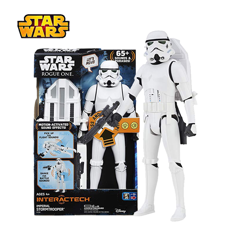 "Star Wars The Black Series Episode IV Stormtrooper 6/"" Action Figure Model Gift"