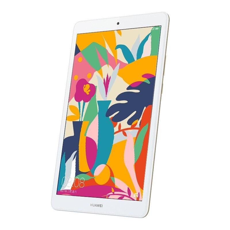 Оригинальный huawei Pad M5 WiFi 8,0 дюймов 4 Гб 64 ГБ Android 9 EMUI 9,0 Hisilicon Kirin 710 Восьмиядерный двойной Cam 5100 мАч планшет золотой - 2