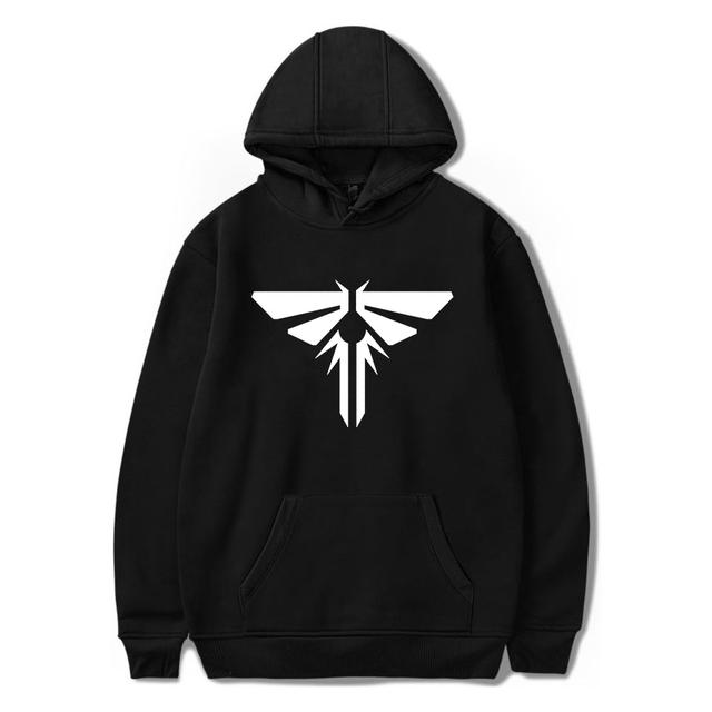 THE LAST OF US 2 THEMED HOODIE