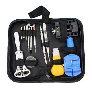 Watch-Repair-Tool-Bag Case Zipper Family-Storage Portable Kit