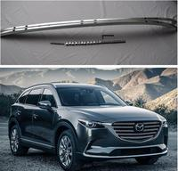 Aluminum Alloy Screw Installation Roof Rack & Cross bar baggage luggage For Mazda CX9 CX 9 2018 2019 2020