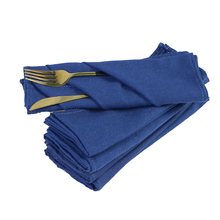 45*45cm Napkins Cotton Luxrey, Napkins on the Table, for Wedding Decorations Kitchen Party, Cloth Napkins Set of 4, Modern Style