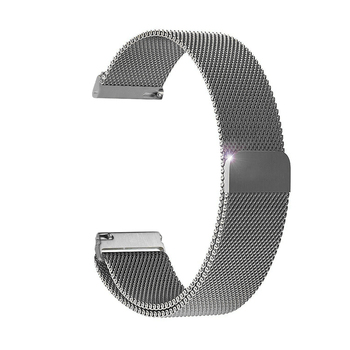 bracelet watch band Milanese Stainless Steel Magnetic Loop Watch Band For  Blaze