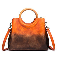 Genuine Leather Women's Portfolio Business Bag Briefcase Laptop Bag Messenger Bag Handbag luxury handbags women bags designer