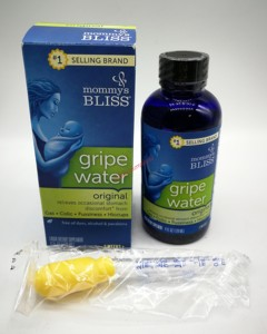 Mamá es Bliss bebé agua gripe original 120ml