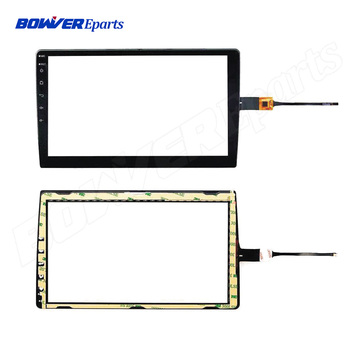 2.5D touch panel for Ford Focus 2 Mk 2 screen digitizer glass sensor GPS Car Radio Multimedia Video Player Navigation GPS image