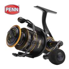 Penn Clash 3000 8000 Spinning Fishing Reel 8+1BB Full Metal Body Spinning Wheel for Saltwater Carretilha De Pesca Carp Fishing