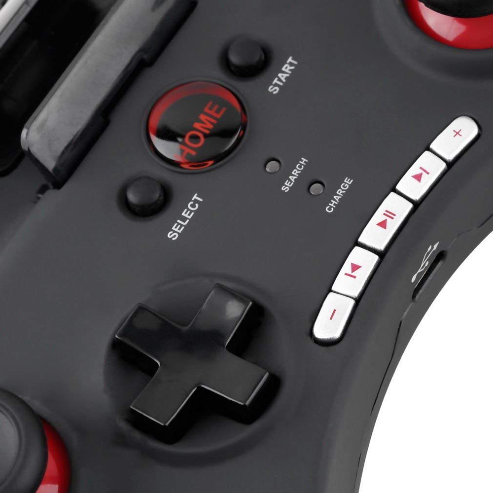Game Console Pad Control Bluetooth Joystick for Android iPhone Cell Phone Gamepad Controller Mobile Trigger Joypad PC Cellphone