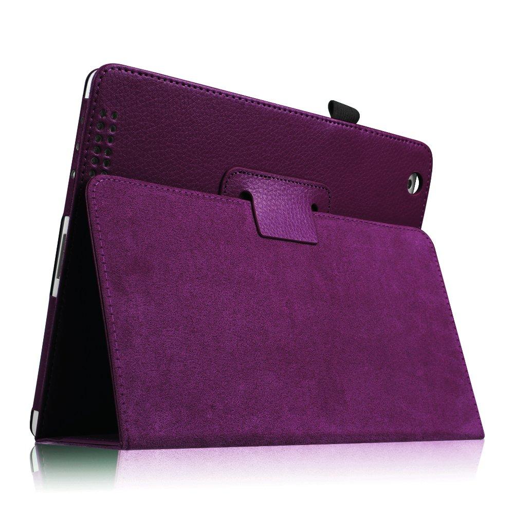 Case For IPad 2 3 4 Folio Flip PU Leather Cover For IPad 4 With Retina DISPLAY Ipad 2 Ipad3 Stand Pencil Holder Cases Auto Sleep