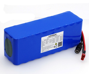 Image 2 - LiitoKala 36V 7.8Ah 10S3P 18650 Rechargeable battery pack ,modified Bicycles,electric vehicle 36V Protection PCB+2A Charger