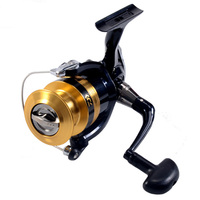 2BB Speed Ratio 5.3:1 Daiwa SWEEPFIRE Fishing Reel 1500 4000 Size with Metal Spool 2KG 6KG Power for Beginner Fishing Reel Pesca Fishing Reels    -