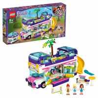 Diseñador Lego Friends 41395 bus para amigos