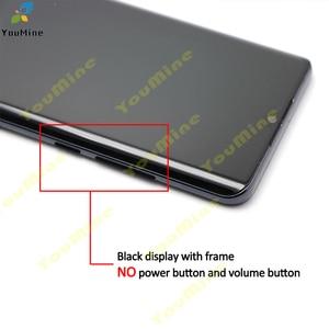 Image 2 - Xiaomi MI Note 10 mi note10 LCD 디스플레이 터치 스크린 디지타이저 M1910F4G 어셈블리 교체 Xiaomi mi note10 pro cc9 pro lcd