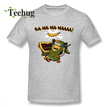 Minions Link The Legend Of Zelda Tees Unisex For Male Funny Summer O-neck Tee Man