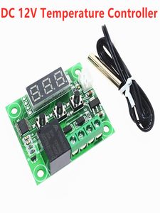 Controller Temperature-Control-Switch W1209 Heat DC Cool 1PC 12V New