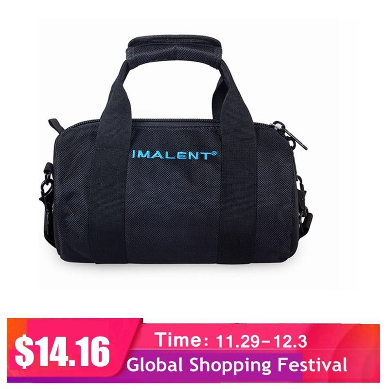 Imalent 2019 Original New Hot Fashional Outdoor Bag Casual Shoulder Bags For MS12 / DX80 / R90C / R70C Flashlight Accessoriy Bag