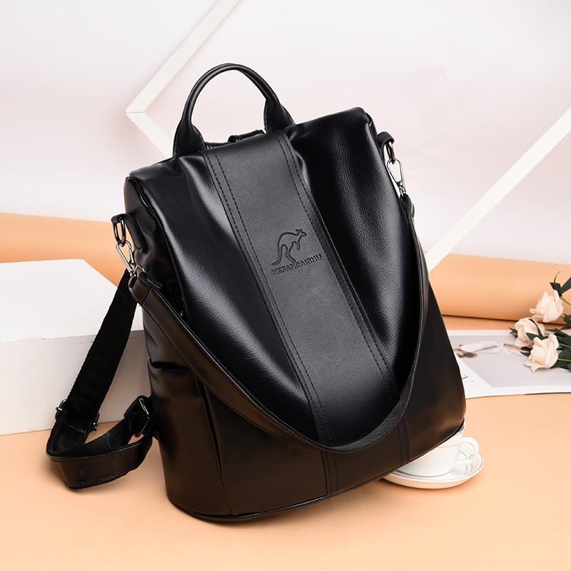 2019 Women Bag Mochila Masculina Large Capacity Shoulder Bags Fashion Casual Hight Quality Backpack Women's Multifunction Bag