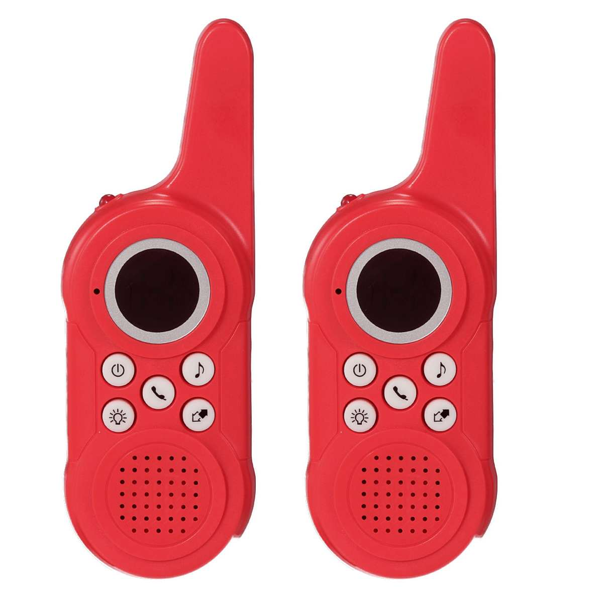 2 Pcs Set Children Game Toys Walkie Talkies Two Way Radio Long Range Handheld Wireless Transceiver Machine Kids Children's Gift