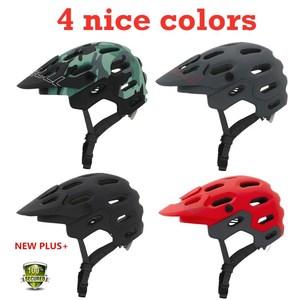 Image 3 - Cairbull Mountain Bike Helmet Adult Full Covered Downhill  Full Face Helmet OFF ROAD MTB Road Bicycle Helmet Cycling Helmet BMX