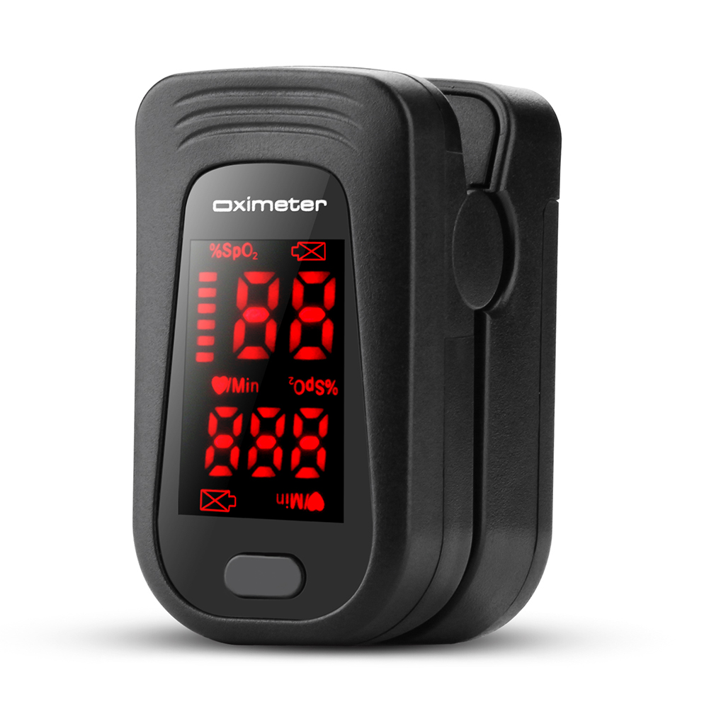 In Stock! Portable Finger Oximeter Fingertip Pulsoximeter Pulse Oximeter Blood Pressure Pulse Oximeter Finger Pulse Dropshipping