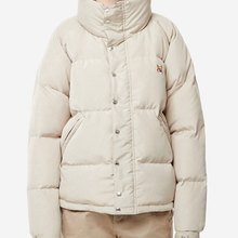 Jacket Stand-Collar Down-Coat Winter Fashion Women Embroidery Loose Same-Style Three-Dimensional