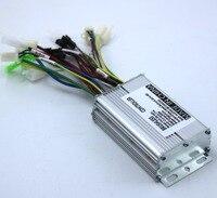 Giá rẻ 36 V-48 V 350W 17Amax BLDC Động Cơ Điều Khiển Xe Đạp Điện Xe Đạp Ba Bánh Bộ Điều Khiển Lái Xe