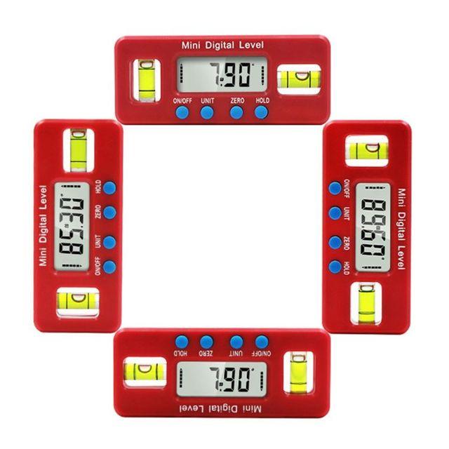 Фото магнитный горизонтальный измеритель угла электронный цифровой цена