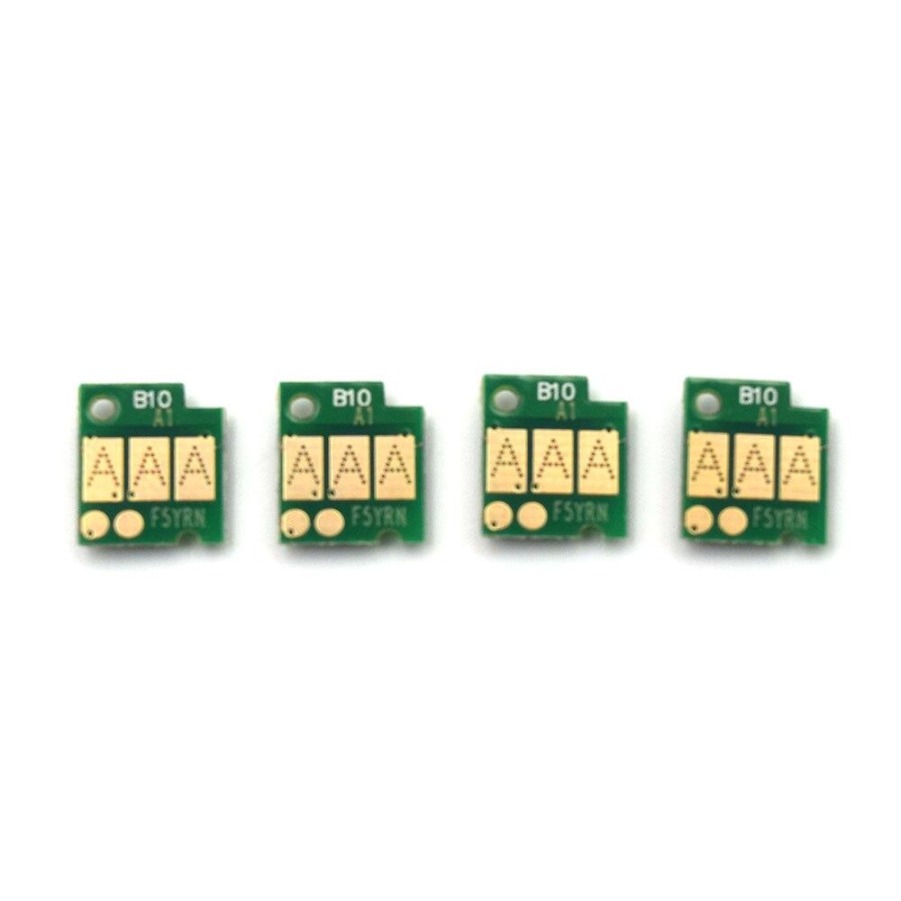 5 комплектов чип автоматического сброса для Brother LC125 LC127 для Brother MFC-J4510 J4610 J4710 J4110 J4410 принтеров
