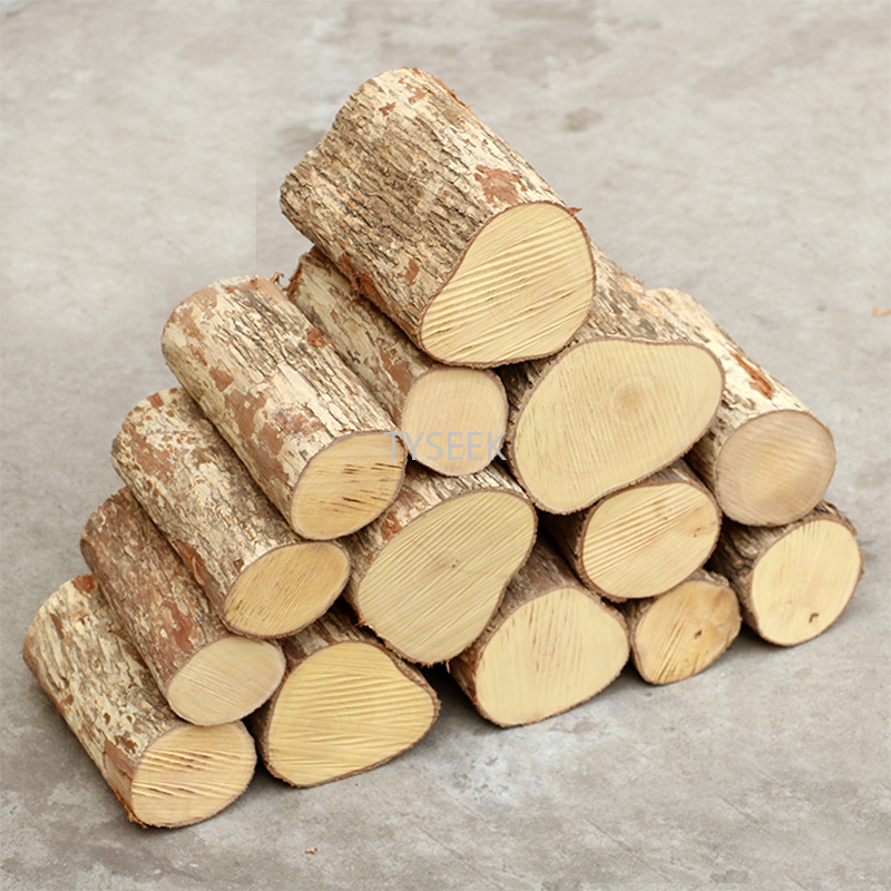 1 Piece Boxwood Logs Material Chinese Boxwood For Knife Handle Material Plate Wood Handicraft Carving Material Long15cm