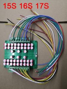 Image 4 - 3 4 6 6S 7 7S 8 10S 13S 14S 16S 20S Active equalizer Balancer Lifepo4 แบตเตอรี่ลิเธียมLi Ion LTOแบตเตอรี่Energy Transfer BMS BALANCE BOARD