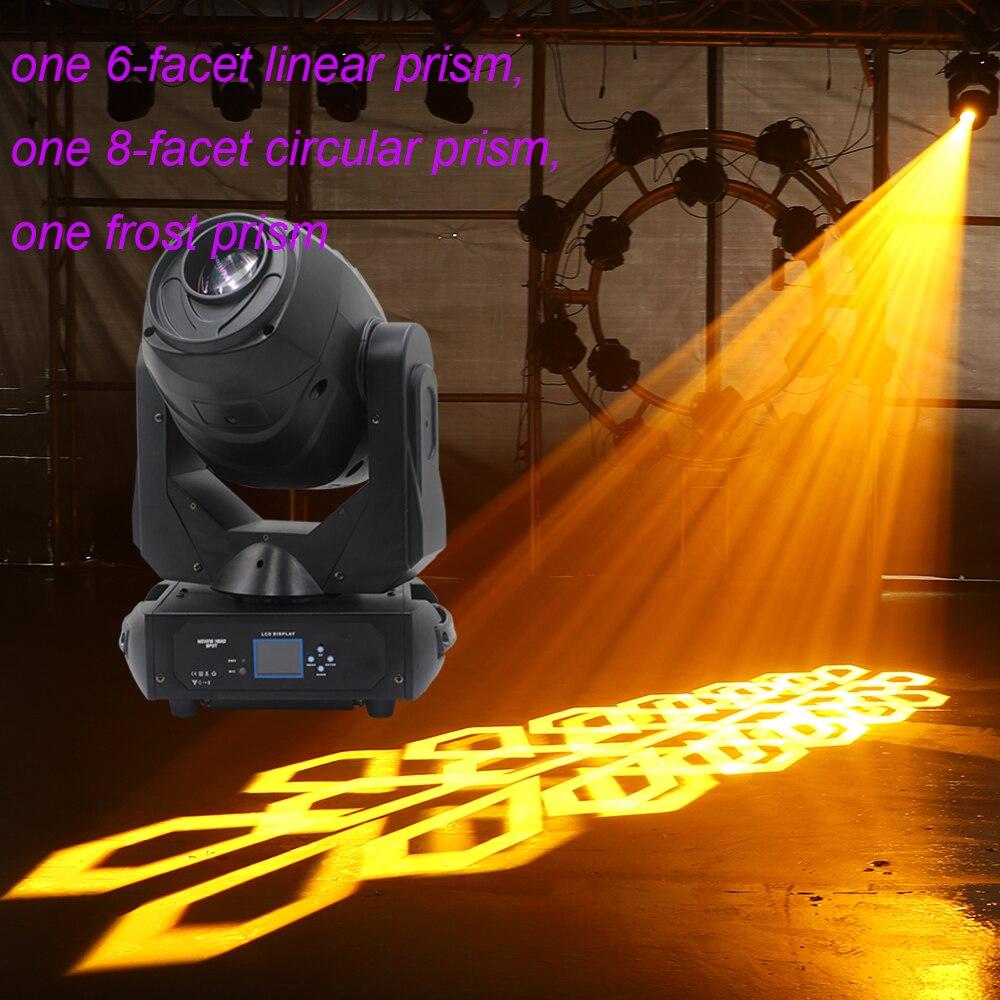 Levou 230w bsw 3in1 feixe local de lavagem mover a cabeça de luz em movimento da cabeça luz de alto brilho como adj