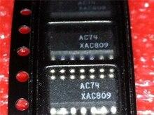 10pcs/lot 74AC74SC 74AC74SCX 74AC74D 74AC74 SOP 14 In Stock