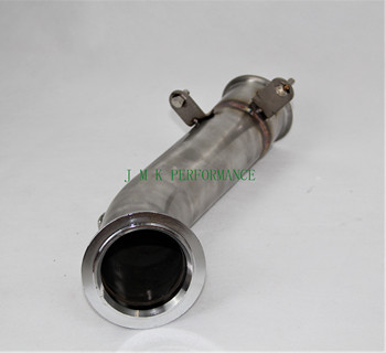 3inch catless downpipe for bmw f30 335 235 135 n55 engine