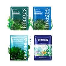 10Pcs BIOAQUA Alginate facial mask Oil-control moisturizing face masks anti-aging Seaweed maske treatment skin care and eye