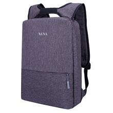 XQXA Light Slim Backpack Men Lightweight 14 15.6 Inch Laptop Bag Womens Portable Notebook For 9.7 / 12.9 Inches iPad