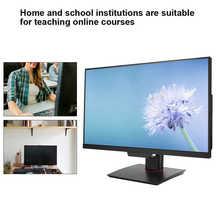 Tudo-em-um desktop computador tudo-em-um desktop led tela de ensino em linha para casa