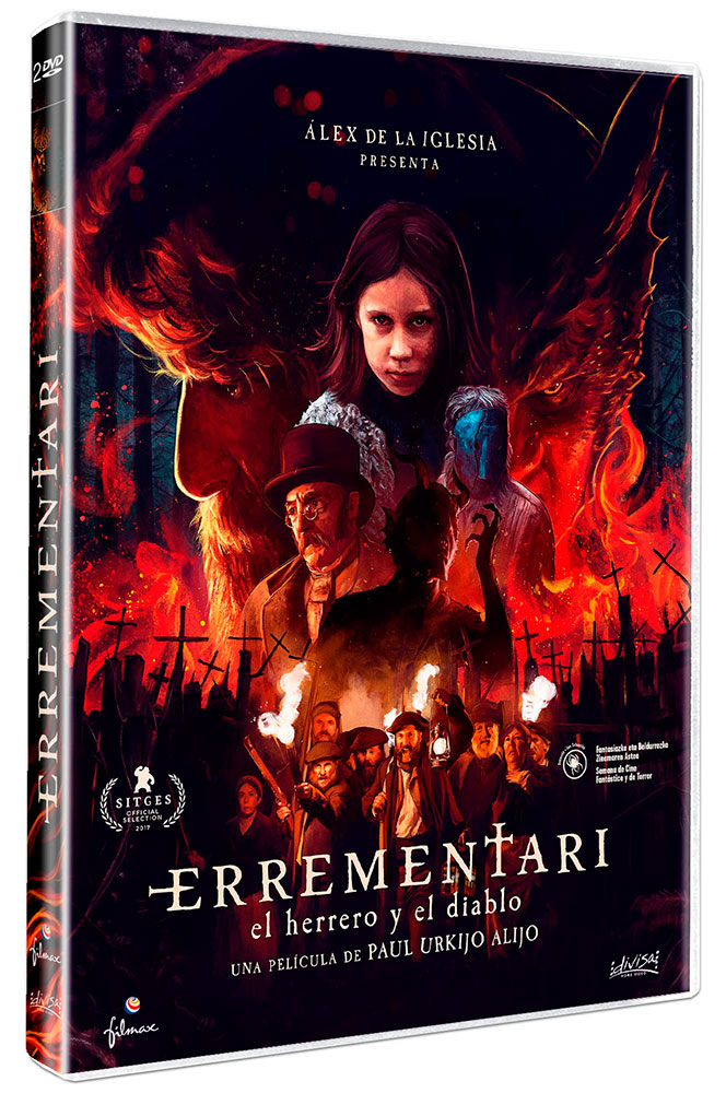 Le Forgeron Et Le Diable : forgeron, diable, Errementari, Forgeron, Diable), AliExpress