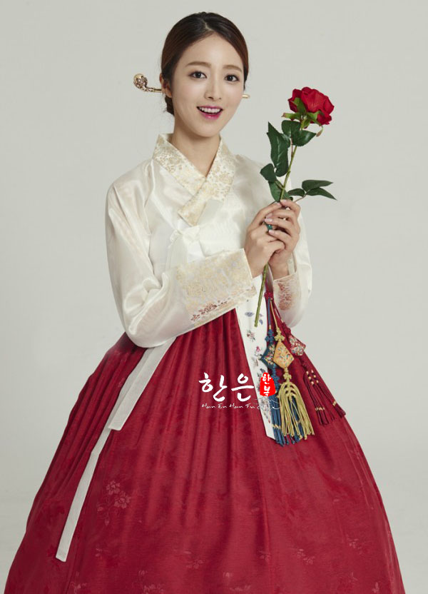 Korea Imported Fabric / New Improved Hanbok / Stage Hanbok / Fine Hanbok  Blusas Mujer De Moda 2019