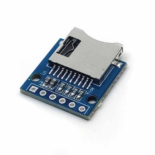 Модуль мини SD карты памяти Micro SD