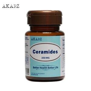 Image 1 - Супер эффект увлажнение AKARZ известный бренд керамиды натуральная кожа уход за лицом телом 350 мг