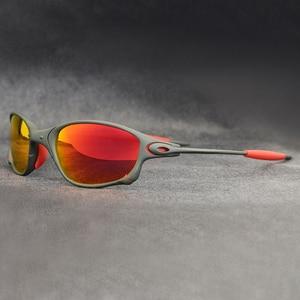 Image 1 - 2019 unikalna konstrukcja spolaryzowane 1 soczewki okulary rowerowe mężczyźni kobiety okulary rowerowe górskie okulary motocyklowe rowerowe okulary rowerowe
