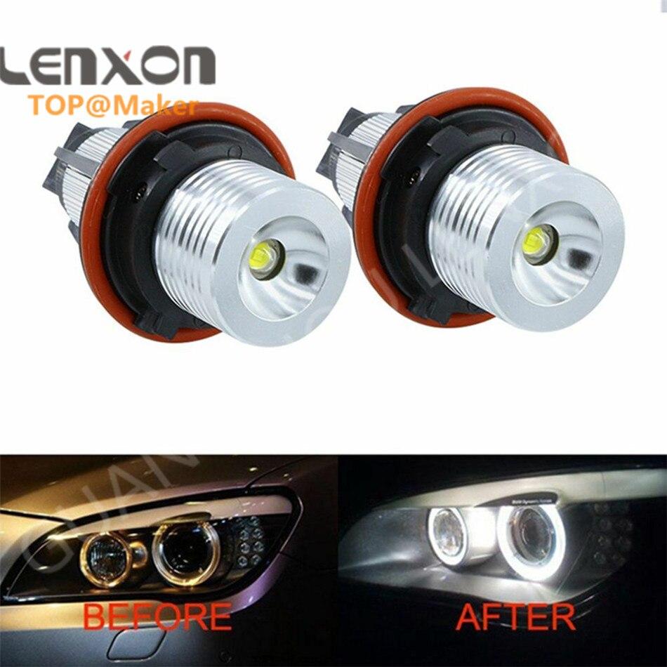 Lx Factory Good Quality Low Price 2pcs 5w Led Angel Eye Halo Light Bulb For Bmw E39 E53 E60 E61 E63 E64 E83 X3 X5 Car Light Accessories Aliexpress