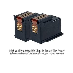 Image 4 - DMYON 652 Ersatz für HP 652 XL Nachfüllbare Tinten Patronen für DeskJet 1115 1118 2135 2138 3635 3636 3835 4535 4675 drucker