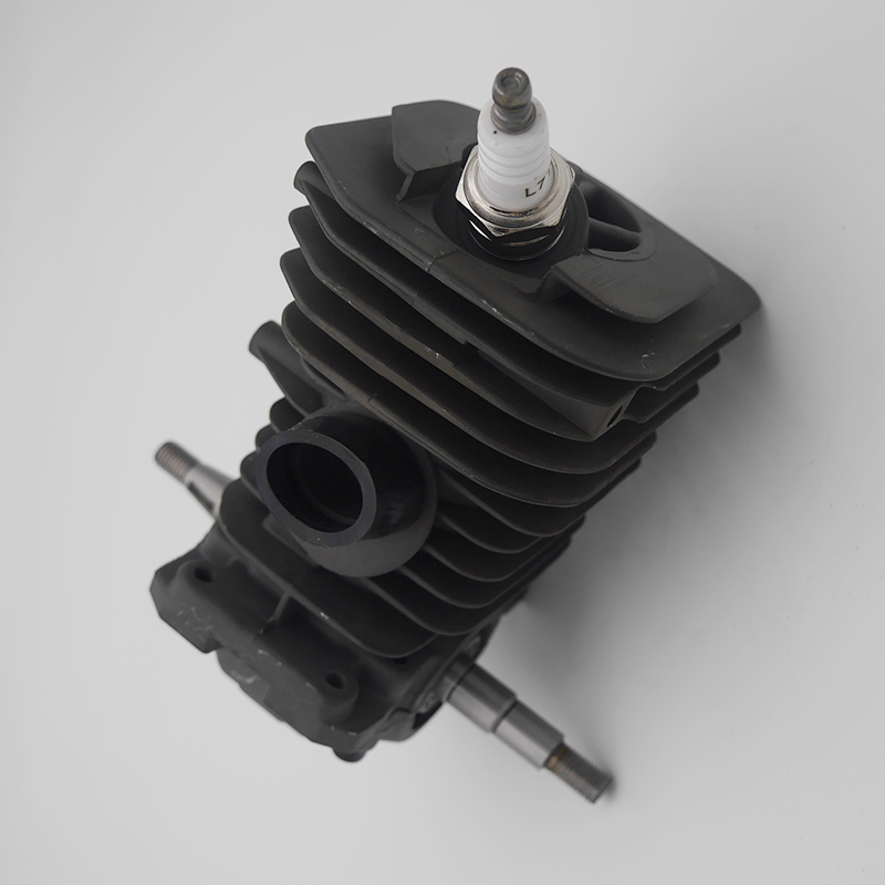 142 Piston Cylinder Husqvarna   Fit Parts Crankshaft Kit Motor Rebuild 137 Engine For Spare Engine 40mm  Motor 38MM Amp Chainsaw